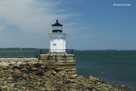 Portland Breakwater Lighthouse