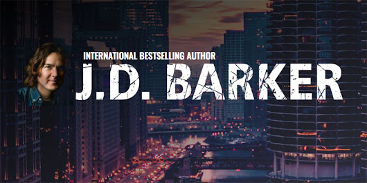 DRACUL By J.D. Barker and Dacre Stoker Named one of Publisher's Weekly Top 10 Books of Fall 2018! - J.D. BARKER