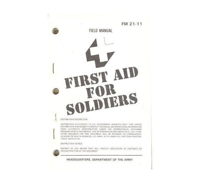 [pdf] Read Online And Download Us Army First Aid Manual