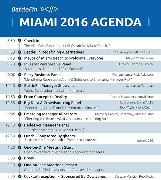 Discovery Day 2016 - Miami