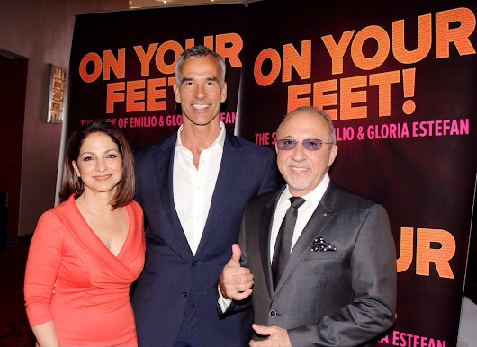 CAUSES |  Gloria Estefan gets on her feet for Hispanic heritage, Sept. 14