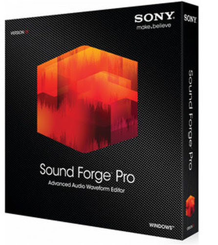 Sony Sound Forge Pro 11.0 Build 299 Multilingual incl Keygen Download