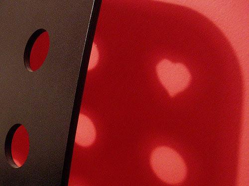 Heart of shades