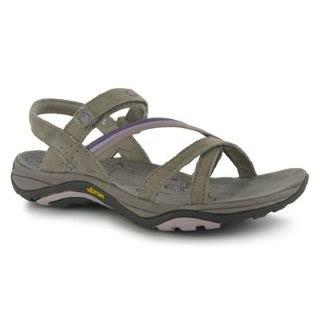 Ladies Walking Sandals Creamy Clay 7 UK UK  Amazon  Shoes Bags db082ba852