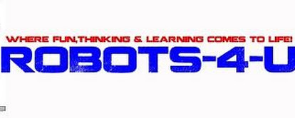 ROBOTS-4-U Summer Camps Now Enrolling - Misadventures of a First Time Mom