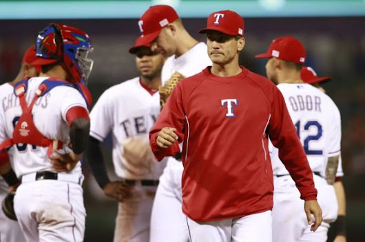Tim Bogar Will Not Return as Texas Rangers Bench Coach