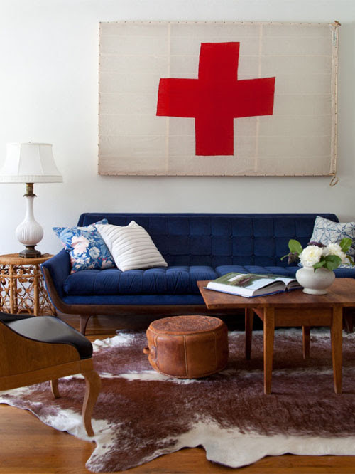 """Why The Decorologist Says """"No"""" to the Sofa & Loveseat Combo"""