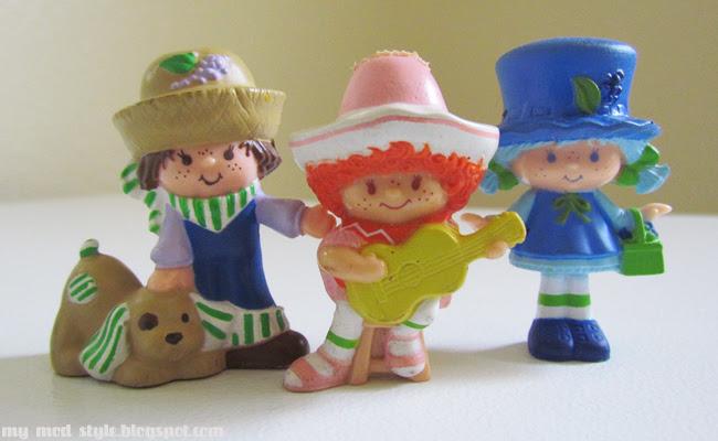 StrawberryShortcakeFigures