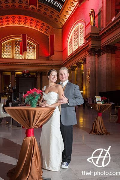 Wedding at Victoria in the Park   Union Station   Chicago
