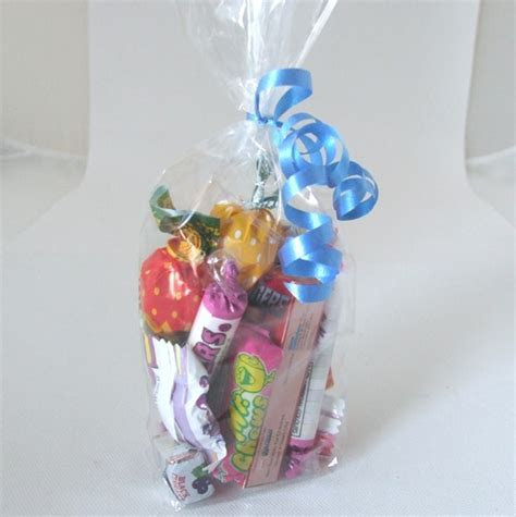 Ready Made 100g Bag of Retro Sweets   Favour Fairy