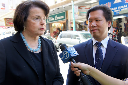 Feinstein's Ties To China Go Way Deeper Than An Alleged Office Spy