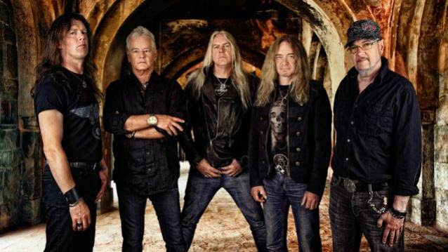 SAXON To Release 'St. George's Day Sacrifice - Live In Manchester' In March
