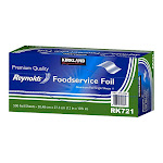Kirkland Signature Foodservice Foil Sheet, 500-Count