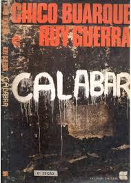 Figura 8 – Capa do Disco Calabar de Chico Buarque (Fonte: Por Todo Canto Livros)