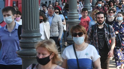 «Надеюсь, дальше будет улучшение»: Собянин заявил о прохождении Москвой пика заболеваемости COVID-19