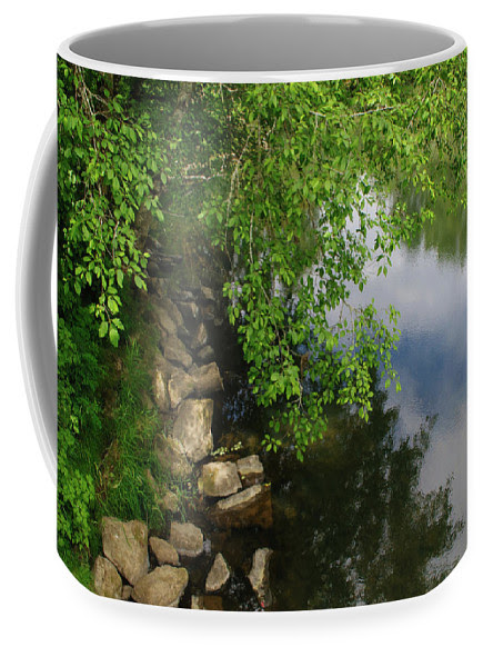 By The Still Waters Coffee Mug