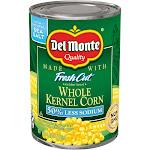 Del Monte Wk Corn Low Sodium - 15.25oz