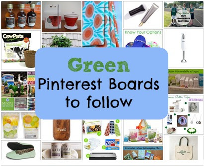 Eco Pinspiration: 12 Pinterest Boards for Greener Living