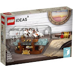 LEGO Ideas Ship in a Bottle Set #21313