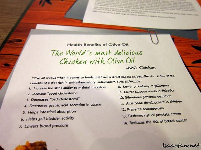 BBQ Chicken Wangsa Walk Mall 3 Info