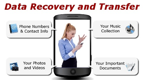 Contacts Recovery, Pictures Recovery, Messages Retrieve Cell Phone and iPad Repair Services in