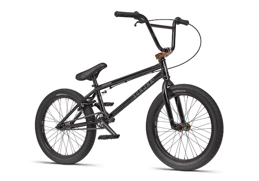 WeThePeople Arcade BMX Bike Black 2016