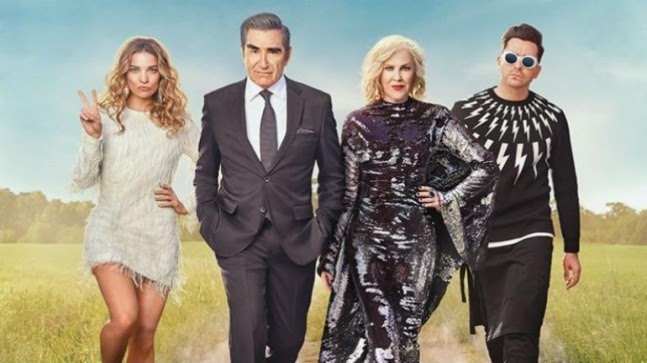 Schitt's Creek wins Best Musical or Comedy series at Golden Globes 2021 https://ift.tt/3bMTfN0
