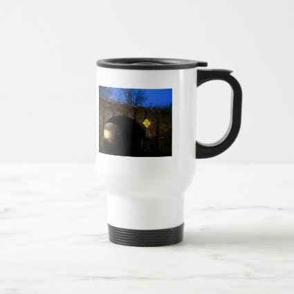 The Tunnel I - Magical World Beyond the Tunnel Coffee Mug
