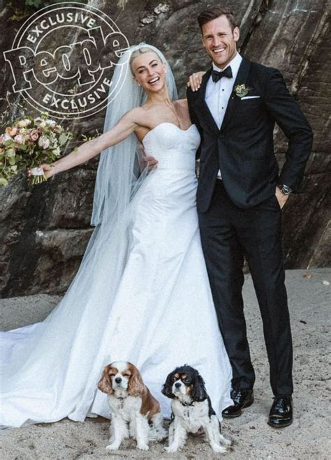 Julianne Hough is Married to NHL player Brooks Laich, Know
