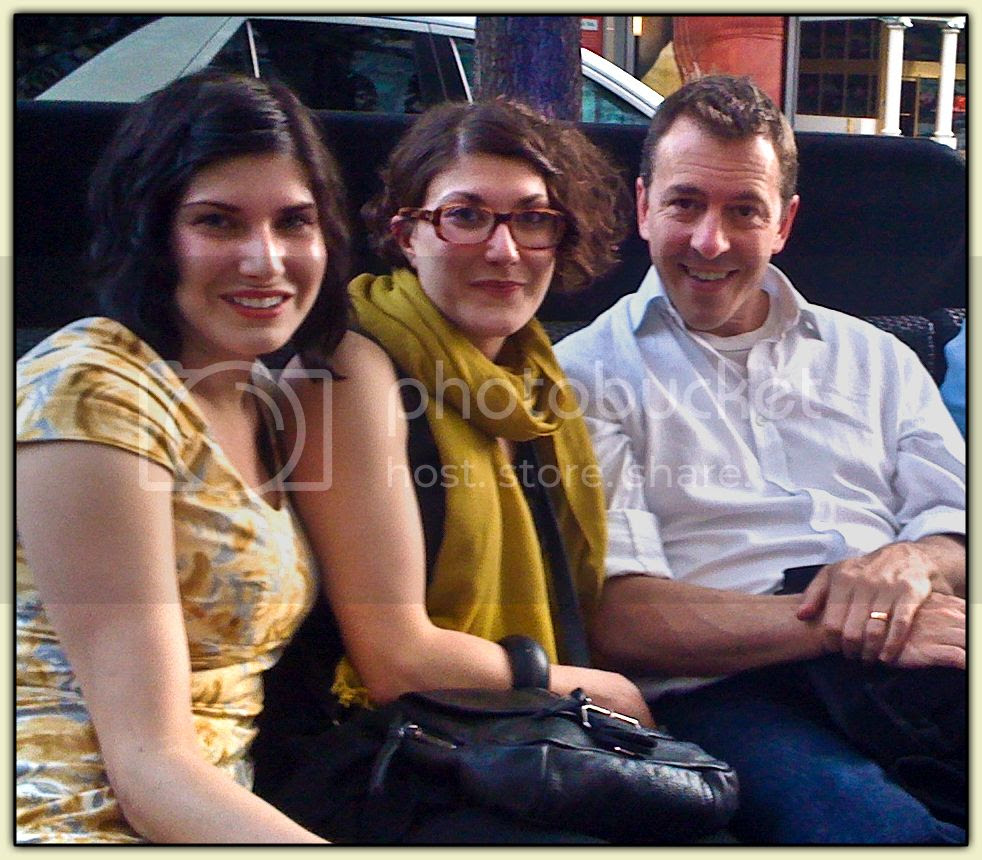 Colin Beavan and the Girls