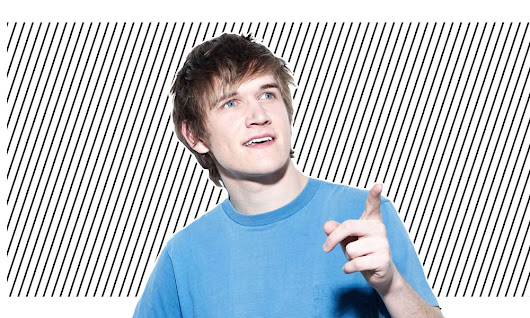 Interview: Bo Burnham - Eighth Grade | 2018 Sundance Film Festival - IONCINEMA.com