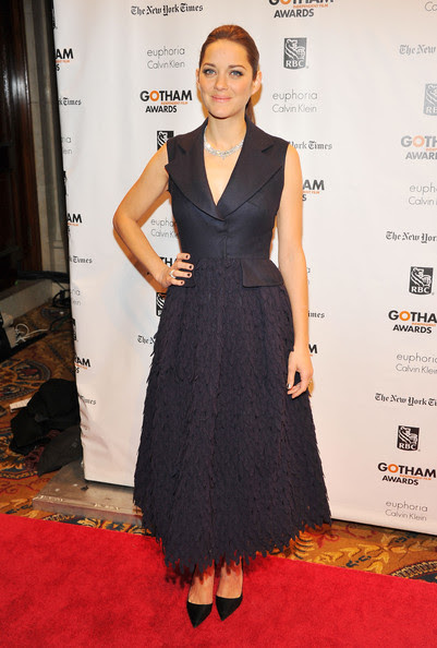 Marion Cotillard - IFP's 22nd Annual Gotham Independent Film Awards - Red Carpet