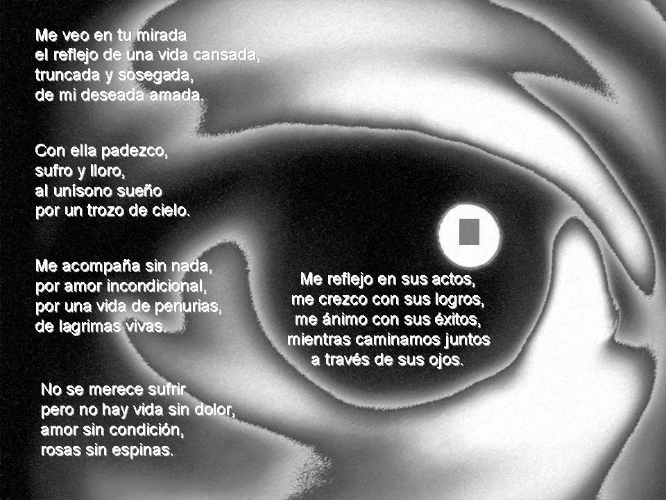 El Reflejo de tú mirada