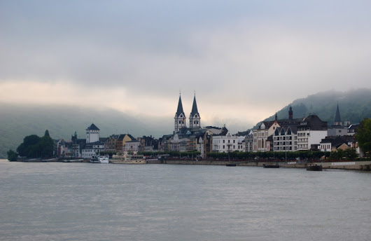 Rhine River Cruise on Uniworld's SS Antoinette Review
