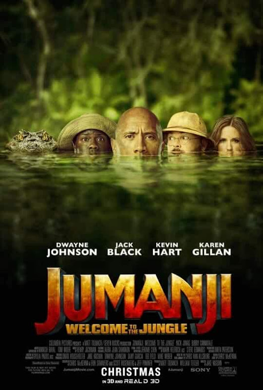 Jumanji: Welcome to the Jungle 2017 Full HD Movie Download Hindi Dubbed Free