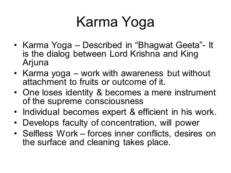 Risultati immagini per karma yoga