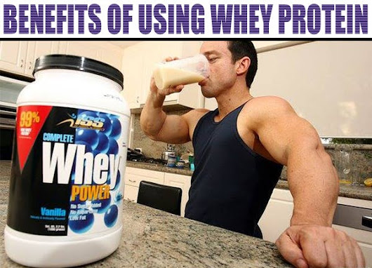 Why is Whey Protein Good for Weight Loss