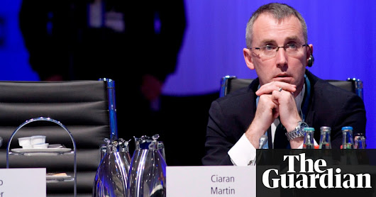 Major cyber-attack on UK a matter of 'when, not if' – security chief | Technology | The Guardian