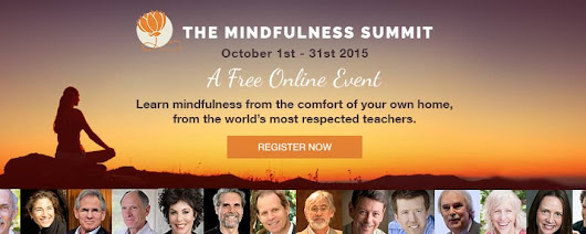 Listen to Day 22 the #MindfulnessSummit with Mirabai Bush