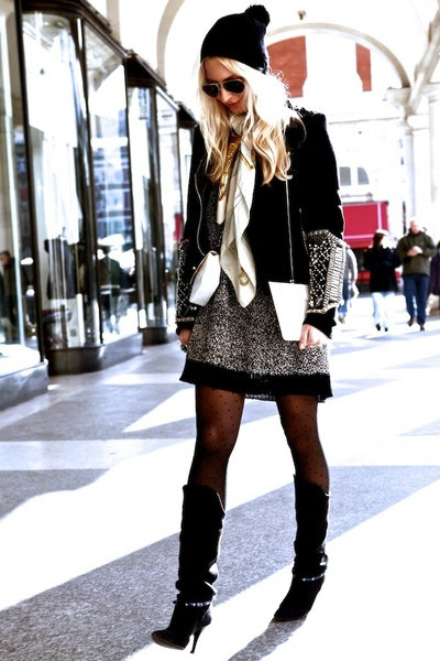 Black-canvas-isabel-marant-boots-black-dagmar-dress-black-sister-jane-jacket