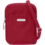 Baggallini Bryant Pouch - Apple