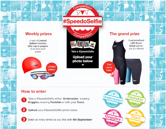 Speedo 'Selfie' Competition