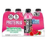 Protein2o 20g Protein + Electrolytes Drink 16.9 fl oz, 12-pack