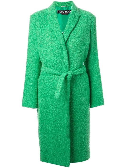Chic Coats- Wrap Yourself Up for Winter!