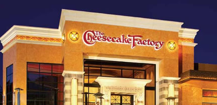 Cheesecake Factory to Open First South Carolina Location in Greensville