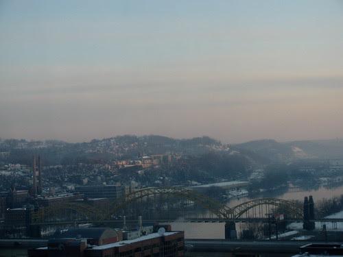 Pittsburgh at Sunrise