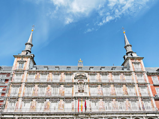 Plaza Mayor | Madrid, Spain