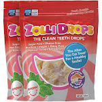 Zolli Drops Peppermint Double Bags - 3oz/2pk