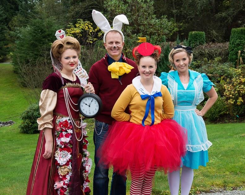Alice in Wonderland - Halloween 2014