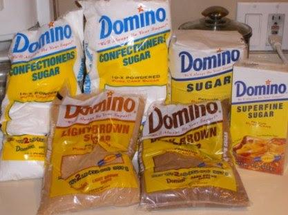 Domino Sugar for C&H/Domino Sugar Blog Holiday promotion